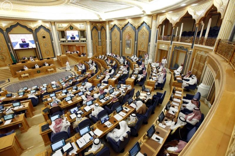 مجلس الشورى يعقد جلسته العادية الخامسة والخمسين (واس) 28-12-1436 هـ 3