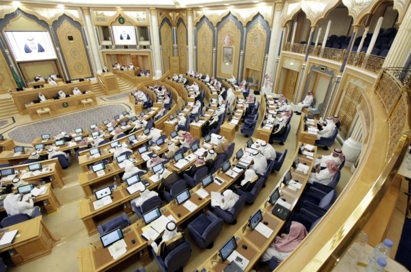 مجلس الشورى يعقد جلسته العادية الخامسة والستين 5