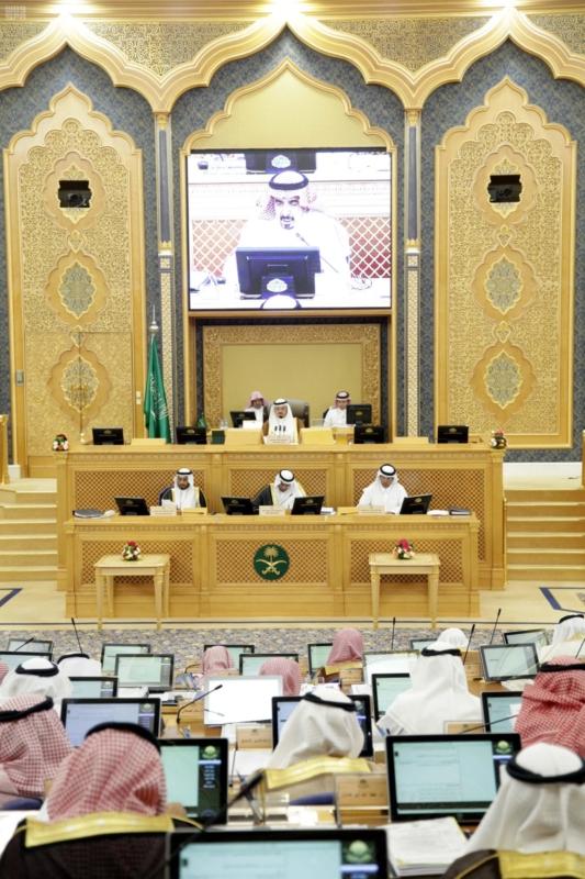مجلس الشورى يعقد جلسته العادية الخامسة والستين 7