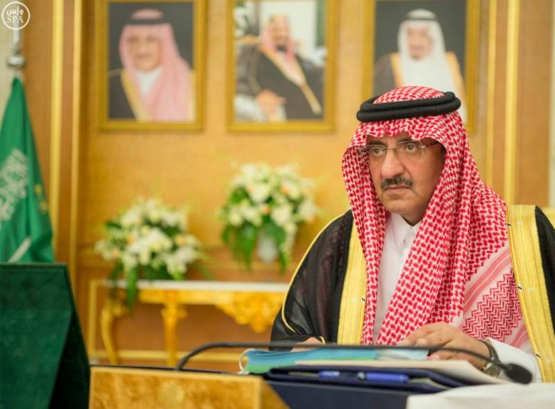 مجلس الوزراء برئاسة الملك سلمان (8)