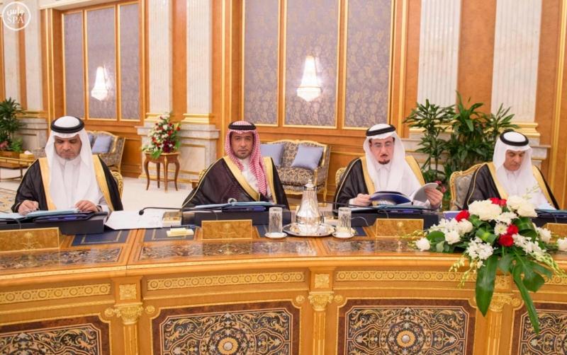 مجلس الوزراء يوافق على برنامج  التحول الوطني13