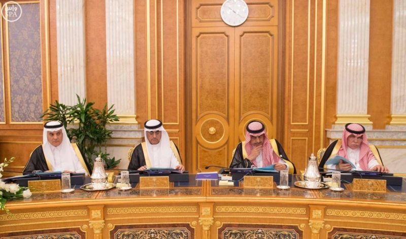 مجلس الوزراء يوافق على برنامج  التحول الوطني14