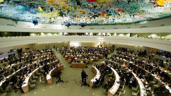 مجلس حقوق الانسان