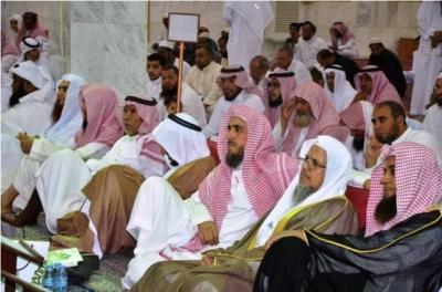 مجمع حلقات جامع صالح العقيلي بالشفا يقيم الحفل الختامي ويكرم طلابه الخاتمين2