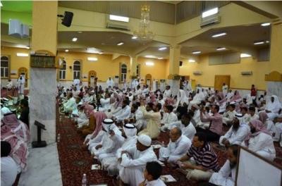 مجمع حلقات جامع صالح العقيلي بالشفا يقيم الحفل الختامي ويكرم طلابه الخاتمين6