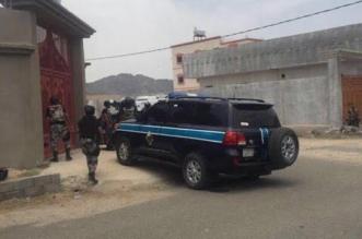 شاهد.. صورًا لمحاصرة رجال الأمن للدواعش بمكة - المواطن