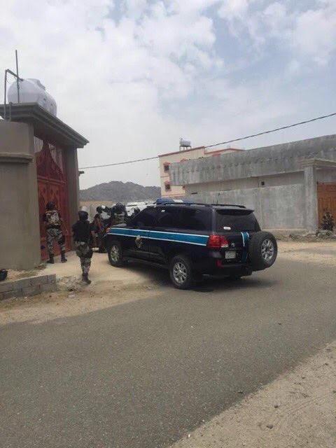 محاصر الدواعش في مكة1