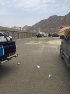 محاصر الدواعش في مكة3