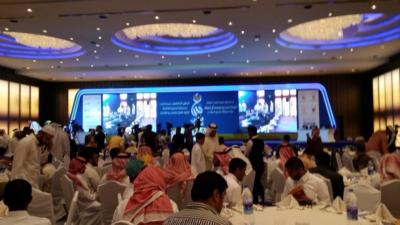محاضرة المغامسي في البحرين3
