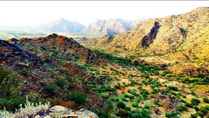 محافظة هروب والسياحة21
