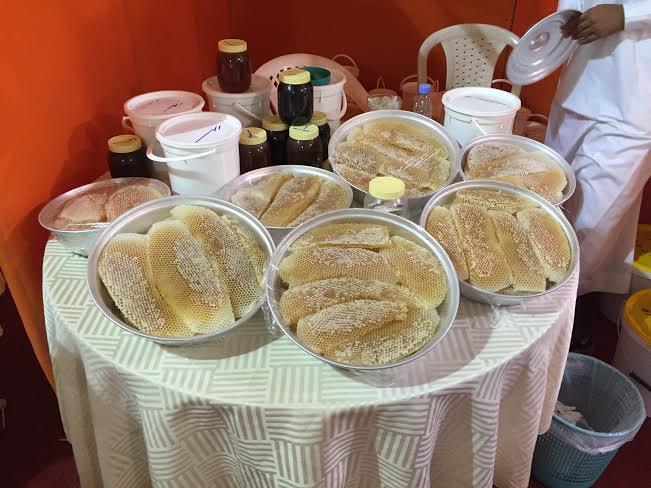 محافظ العُرضيات يفتتح فعاليات وبرامج مهرجان العسل الرابع