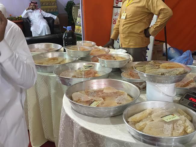 محافظ العُرضيات يفتتح فعاليات وبرامج مهرجان العسل الرابع2