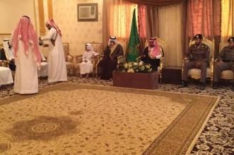 محافظ غامد الزناد يستقبل المهنئين بعيد الأضحى المبارك - المواطن