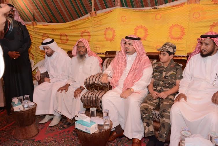 محافظ محايل عسير محمد بن سعود1