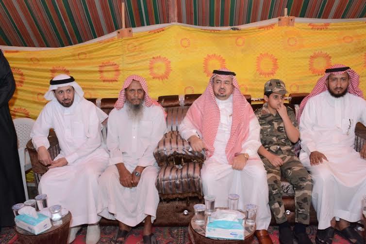محافظ محايل عسير محمد بن سعود2