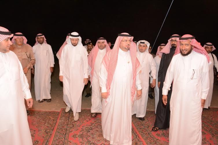 محافظ محايل عسير محمد بن سعود4