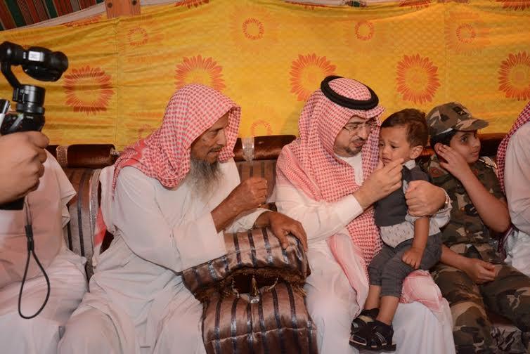 محافظ محايل عسير محمد بن سعود5