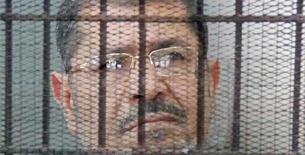تأجيل محاكمة مرسى و130 آخرين لـ22 فبراير - المواطن