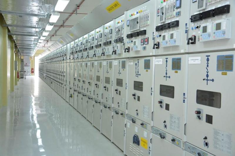 محطات التحويل وشبكات نقل الكهرباء بالشرقية