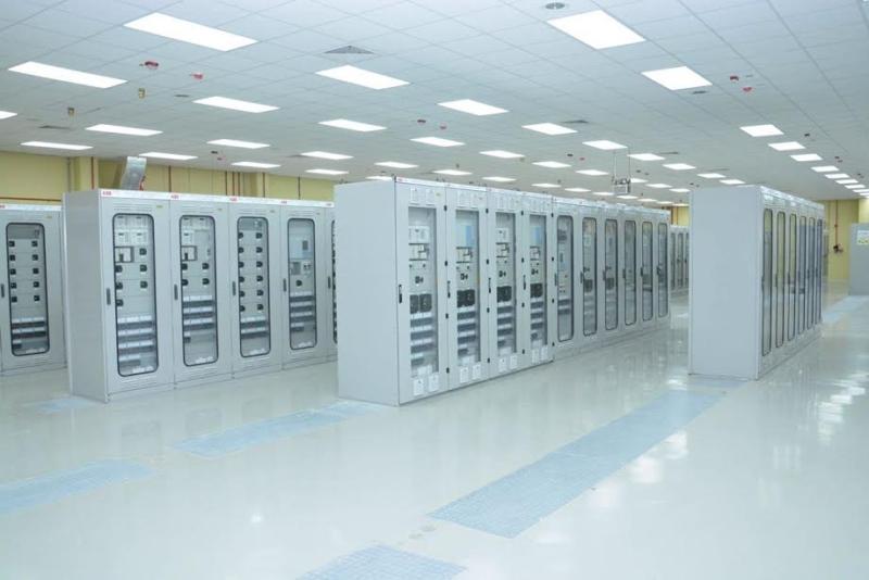 محطات التحويل وشبكات نقل الكهرباء بالشرقية3