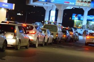 """جولة """"المواطن"""" ترصد محطات أغلقت في جدة: لا يوجد بنزين!! - المواطن"""