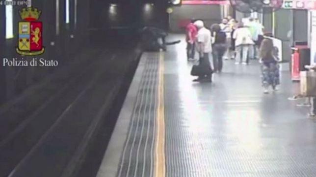 محطة قطار بايطاليا