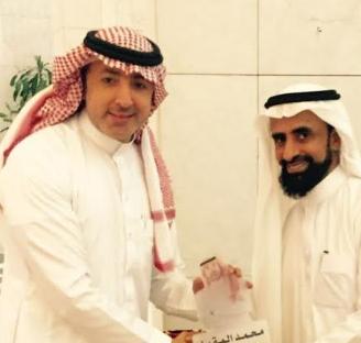 محمدالمقبل سفيراً للجمعية الخيرية لصوبات التعلم
