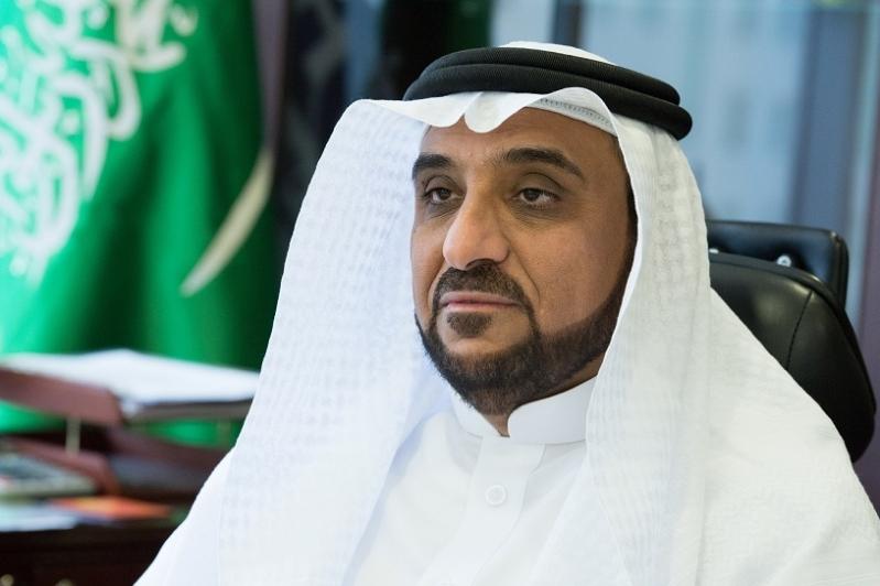 محمد آل عبد الحافظ نائب المدير العام لدعم التدريب في صندوق تنمية الموارد البشرية هدف
