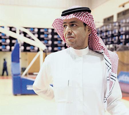 محمد الحميداني نائب رئيس نادي الهلال -