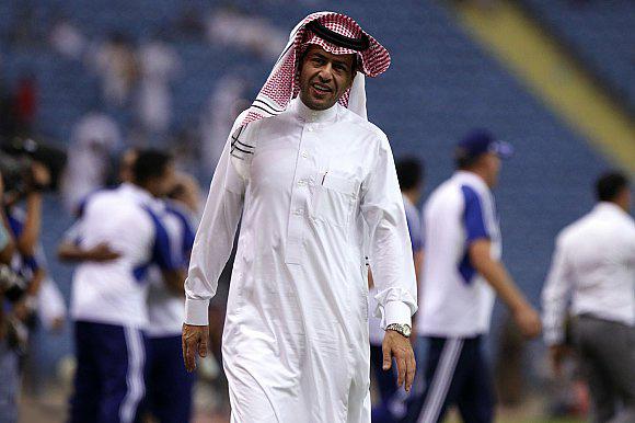 محمد الحميداني نائب رئيس نادي الهلال 1