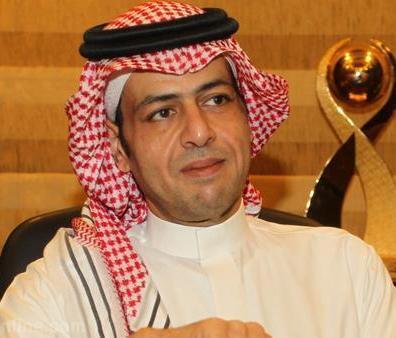 محمد الحميداني نائب رئيس نادي الهلال