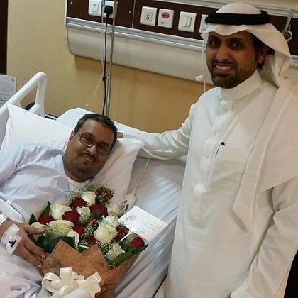 مقدم برنامج حروف وألوف بخير بعد عملية جراحية صحيفة المواطن الإلكترونية