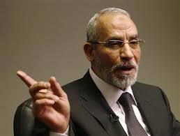النيابة المصرية تأمر بالقبض على المرشد العام للإخوان - المواطن