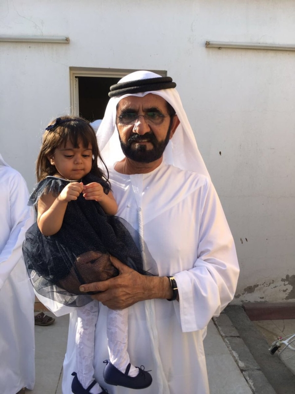 محمد بن راشد ومهرة2