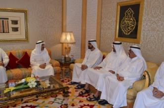 أمير الكويت يلتقي بمحمد بن راشد وولي عهد أبو ظبي - المواطن