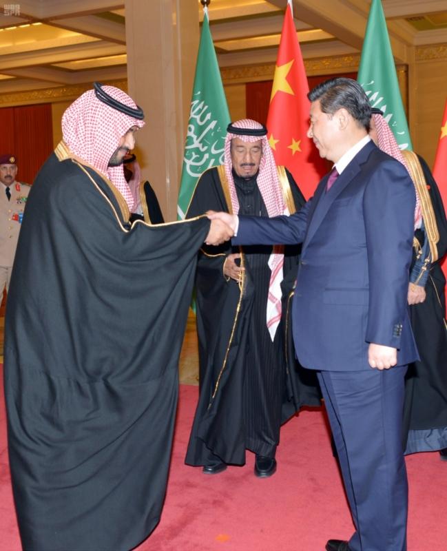 محمد بن سلمان الصين