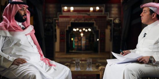 محمد بن سلمان للعربية 4