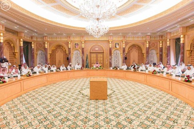 محمد-بن-سلمان-مجلس الشؤون الاقتصادية (2)