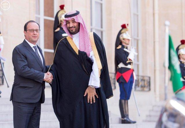 زيارة مُرتقبة لمحمد بن سلمان إلى باريس الأسبوع القادم