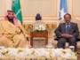 محمد بن سلمان ولي ولي العهد ورئيس الصومال