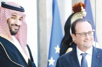 """بعد واشنطن.. #محمد_بن_سلمان يروّض باريس لـ""""رؤية 2030"""" - المواطن"""