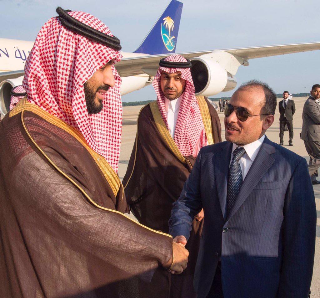 محمد بن سلمان يرأس وفد المملكة في اجتماعات التحالف الدولي بواشنطن (3)
