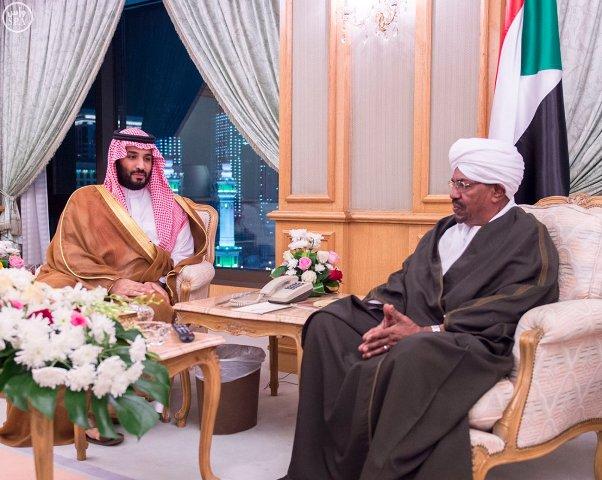 محمد-بن-سلمان-يستقبل-رئيس-السودان (1)