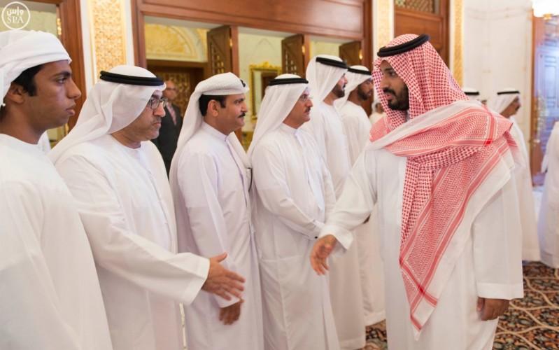 محمد-بن-سلمان-يعزي (5)
