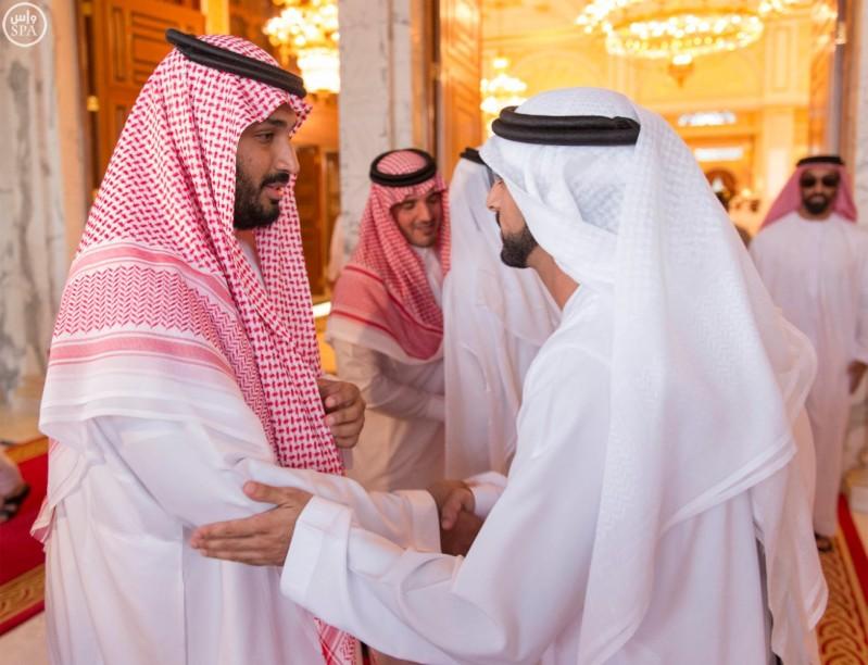 محمد-بن-سلمان-يعزي (7)