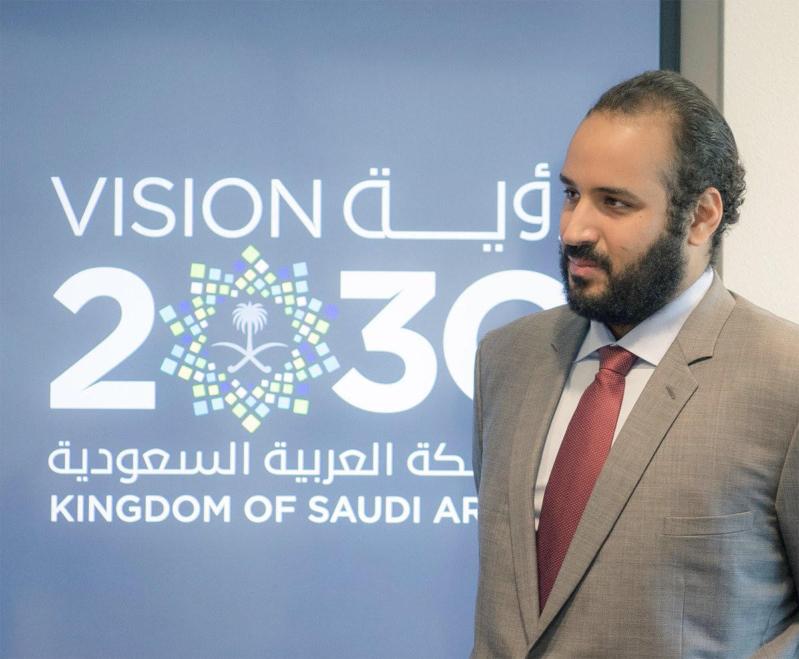 محمد بن سلمان يَقُود التحول الرقمي من وادي السيلكون (1) 