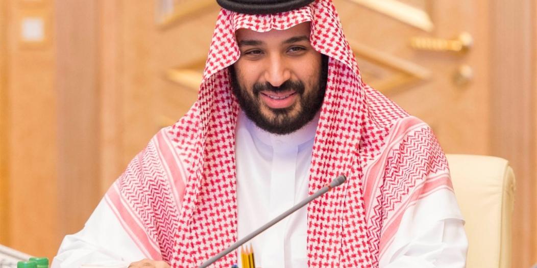 #محمد_بن_سلمان ضمن أقوى 100 شخصية مؤثرة في العالم