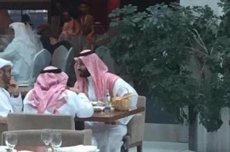 شاهد بالصور.. الأخوة والعفوية عنوان لقاءات محمد بن سلمان مع ولي عهد أبو ظبي - المواطن
