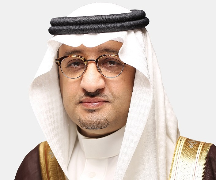 محمد بن سليمان الحسين لامين العام لمجلس الضمان الصحي التعاوني