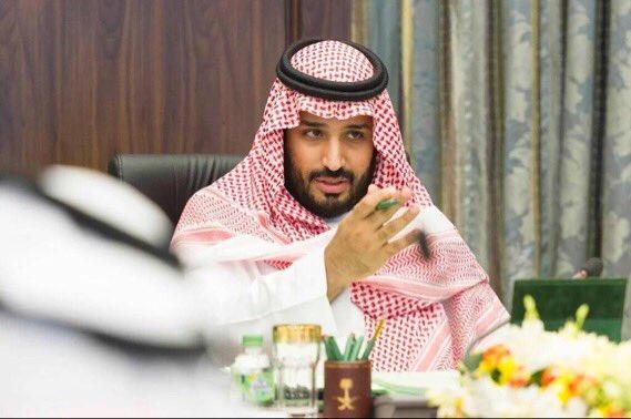 محمد بن سمان ولي ولي العهد